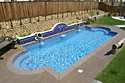 Pool designs inc tanning ledges for your viking pools for Pool designs yardville nj