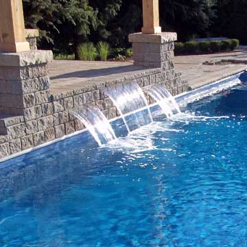 Pool designs inc eco friendly viking pools fiberglass for Pool designs yardville nj