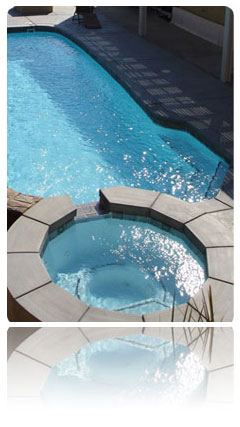 Pool designs inc fiberglass swimming pools inground for Pool designs yardville nj