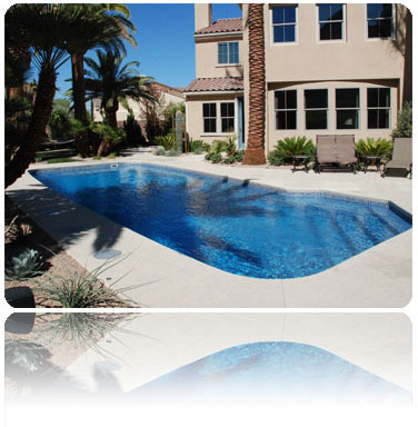 Pool designs inc fiberglass swimming pools inground for Pool design inc