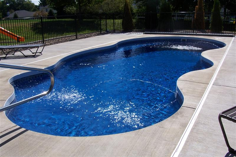 Pool Designs, Inc. | Streams for your Viking Pools ...